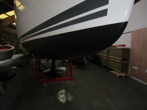 Boot antifouling